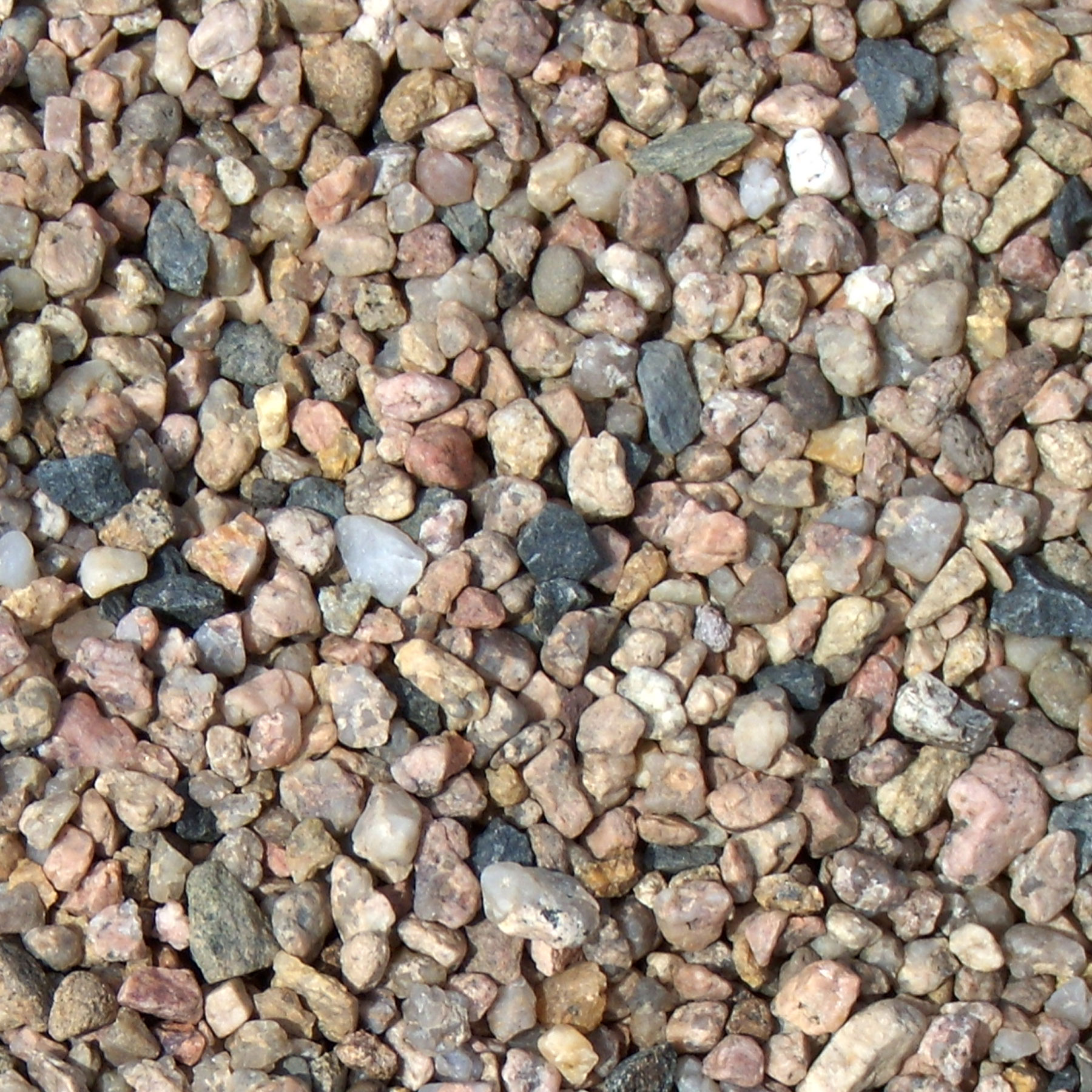 Brown pea gravel for Soil for sale